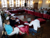 "Round table ""Energy and Ecology. Challenges of the 21st century"", 2008"