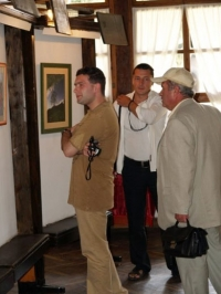 "Photo Exhibition ""River, Inspiration which Flows"" (Second Edition), 2008"