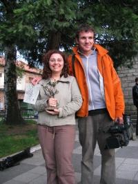 Деси Димитрова и Кирил Хаджиев (Военен телевизионен канал)