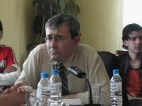 доц. Николай Слатински (Съветник по Националната сигурност на Президента на Р България, 2006)