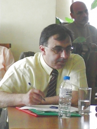 "Kiril Milchev (chief expert, Department ""Education, Health and Environment"", Ombudsman of the Republic of Bulgaria)"