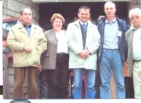 "International Jury of the European Environment Festival ""Green wave – 21 century"": Prof. Bojidar Manov (Bulgaria), Elena Titova (Russia), Gerdt Fehrle (Germany), Rade Spasovski (Macedonia), Ass. Prof. Ivan Nikolov, M. D., Ph. D. (Bulgaria)"