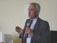 Luchezar Filipov (Deputy Director of the Space Research Institute, Bulgarian Academy of Sciences)