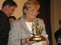 """Румяна Таслакова (""""Дойче веле"""", Германия),  предсадател на Международното жури на Европейски екологичен фестивал """"Зелена вълна – 21 век"""""""