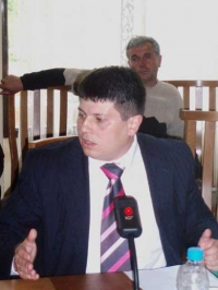 Volodia Zlatev (Councillor of the Deputy Minister, Ministry of Agriculture and Forestry)