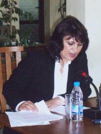 Eng. Marinika Yakova (Deputy Mayor of Dolna Banya Municipality)