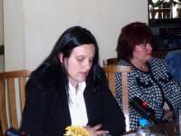 Eng. Radoslava Kostadinova (Ecologist of Dolna Banya Municipality)